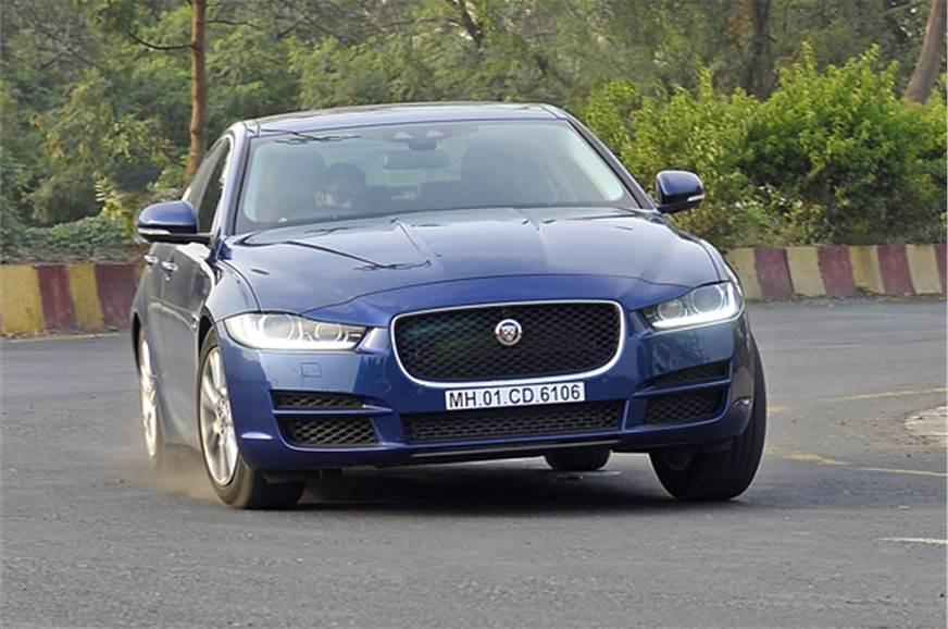 jaguar xe 25t portfolio india review, test drive - autocar india