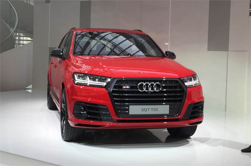 Audi SQ Likely To Launch In India Around Diwali Autocar India - Audi sq7 price
