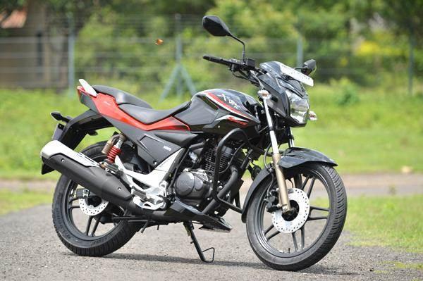 Hero MotoCorp eyeing premium commuter motorcycle segment