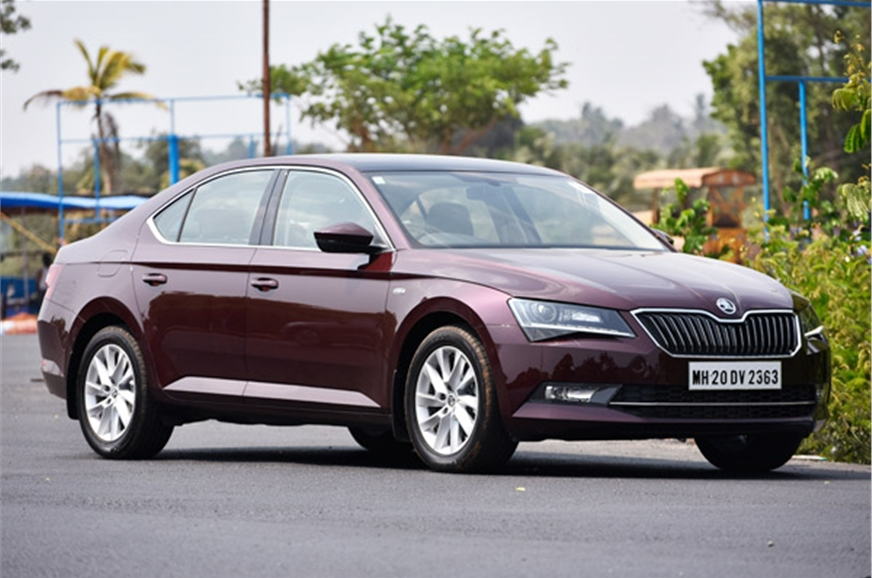 Skoda Superb 2016 Review First Drive Review Autocar India