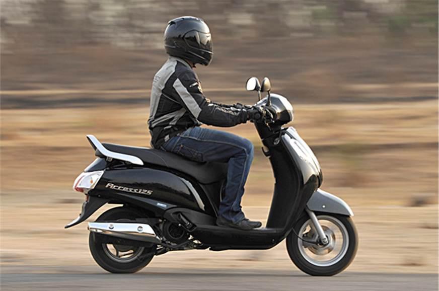New Suzuki Access 125 review, test ride - Autocar India