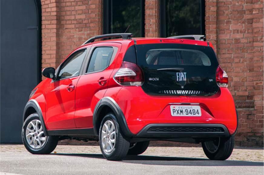 Fiat Mobi hatchback revealed - Autocar India