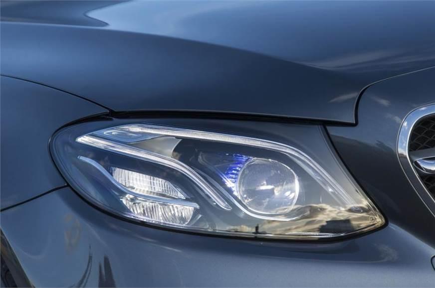 2016 Mercedes E-class review, test drive - Autocar India
