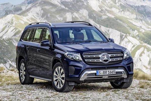 Mercedes Gls Suv To Launch On May 18 2016