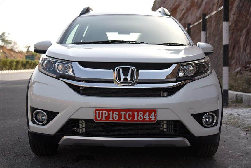Honda Br V Price Variant Details Revealed Autocar India
