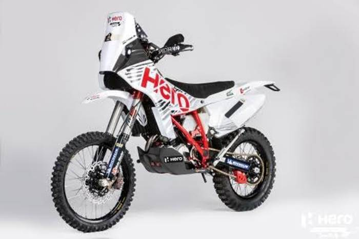 Hero MotoCorp to compete in 2017 Dakar Rally - Autocar India