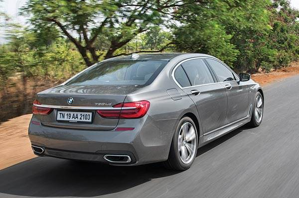 Bmw 730ld Review Price Bmw 730ld Specifications Interior