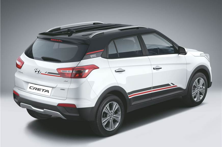 Hyundai Creta Anniversary Edition Launched At Rs 12 24 Lakh
