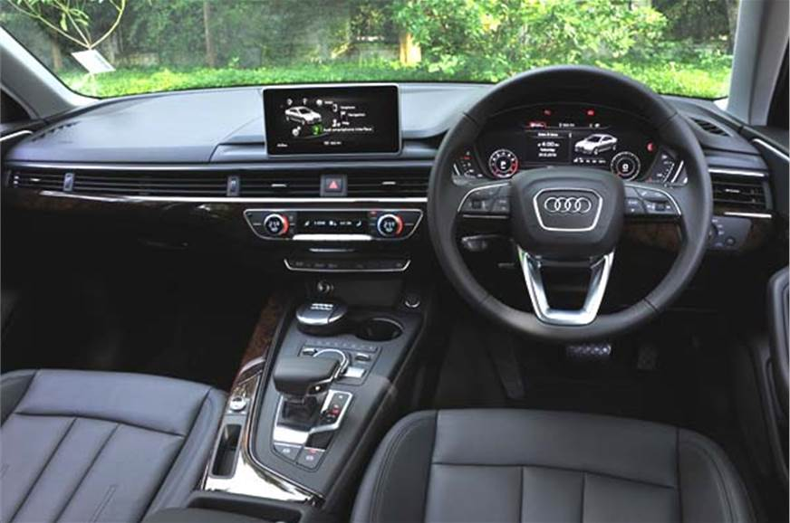 2016 Audi A4 Petrol Review Specifications Interior Images