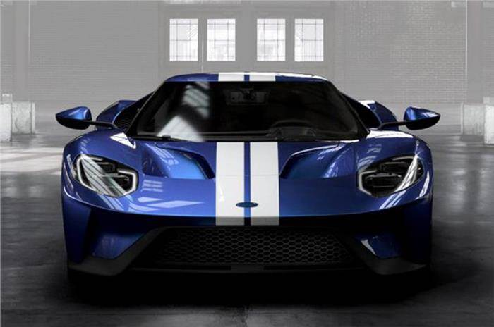 Ford Gt Supercar Production Now Extended To Four Years