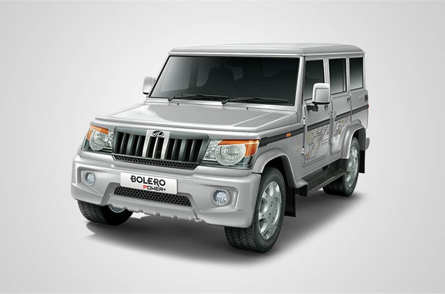 Mahindra Bolero Power Launched At Rs 6 59 Lakh Autocar India