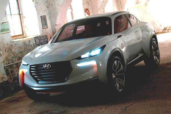 New Hyundai Coupé Suv In The Works