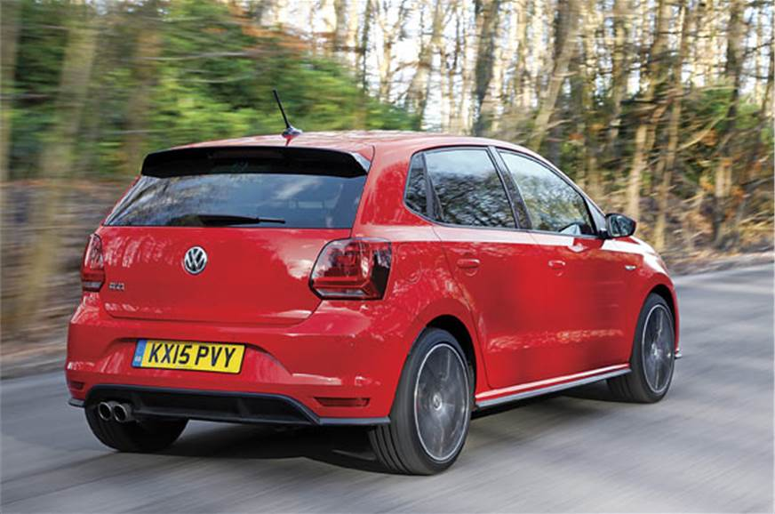2016 volkswagen polo gti review test drive autocar india. Black Bedroom Furniture Sets. Home Design Ideas