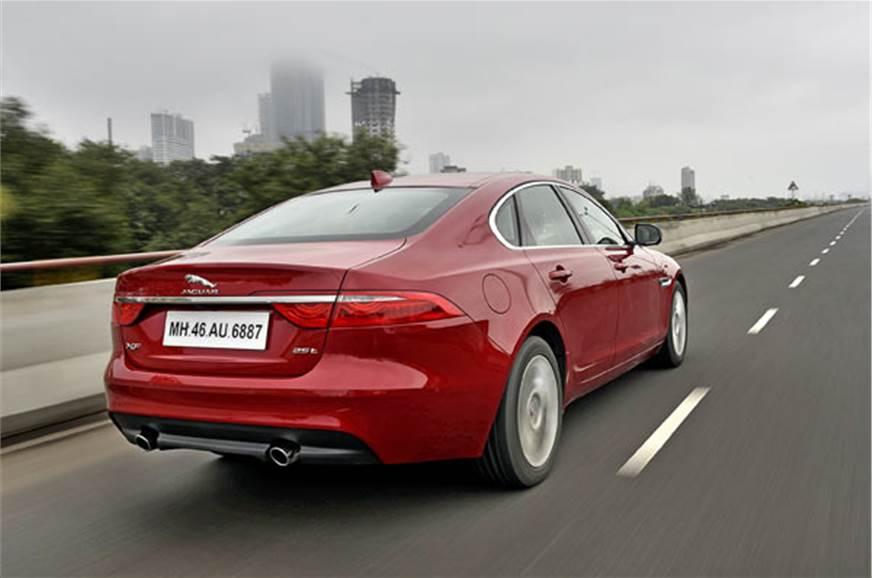 2016 Jaguar XF India review, test drive - Autocar India