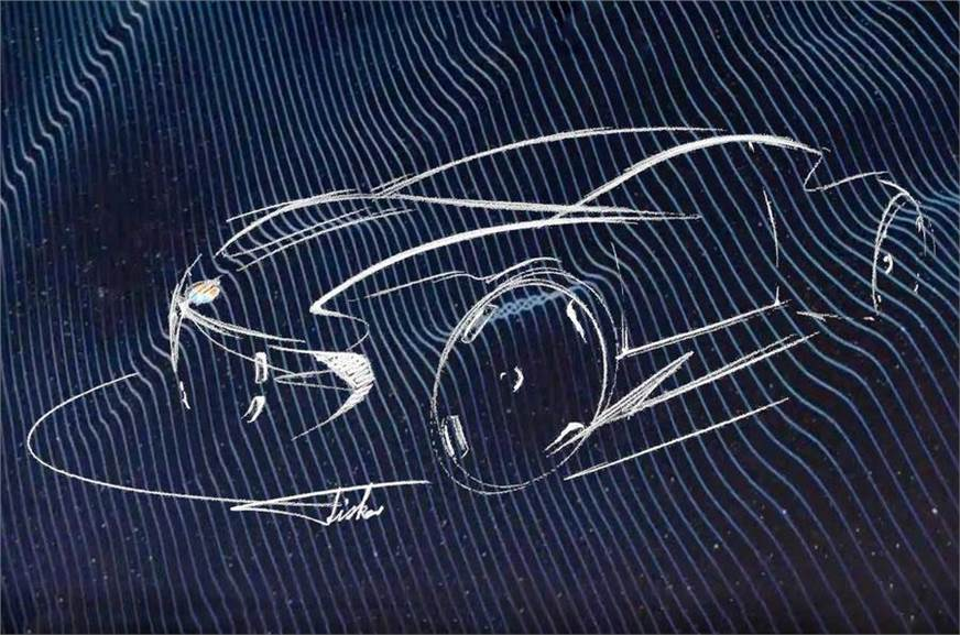 Fisker Inc Teases New Luxury Ev With Changing Battery Tech