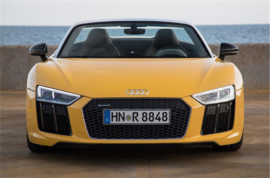 Audi R V Spyder Review Price Specifications Mileage - Audi car r8 price in india