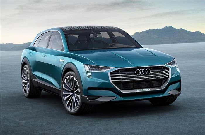 Audi Confirms E Tron Name For Future All Electric Suv