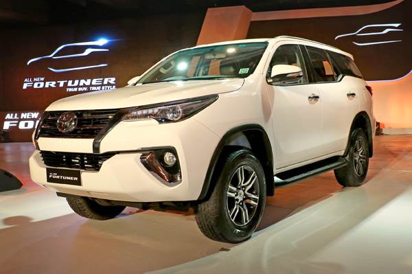 2016 toyota fortuner features explained