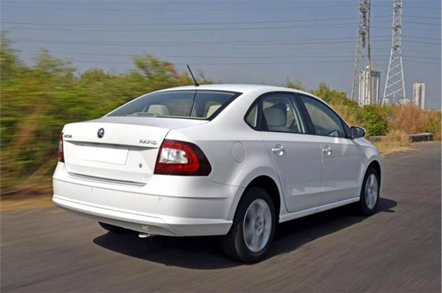2016 Skoda Rapid review, test drive - Autocar India