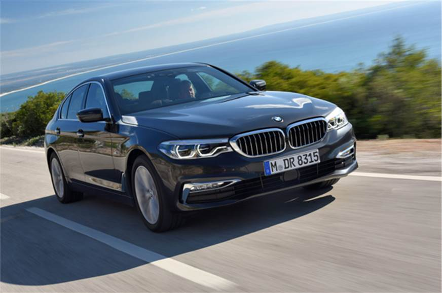 2017 BMW 5-series review, specifications, interior, expected