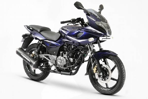 updated bajaj pulsar 220f launched at rs 91 201 autocar india