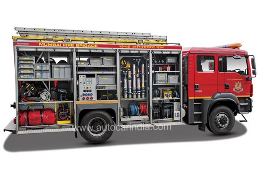 Code red: Mumbai's fire brigade - Feature - Autocar India
