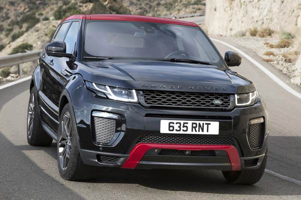 2017 Range Rover Evoque Launched At Rs 49 10 Lakh