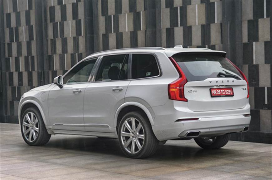 Volvo Xc90 T8 Excellence Review Test Drive