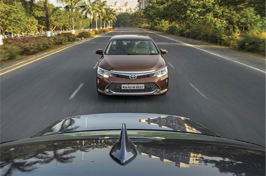 Camry Hybrid Has Porised Hybrids In India Out