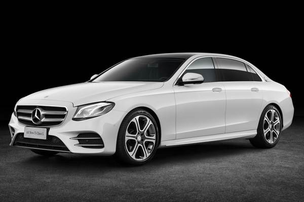 2017 Mercedes E Cl Lwb Launch On February 28