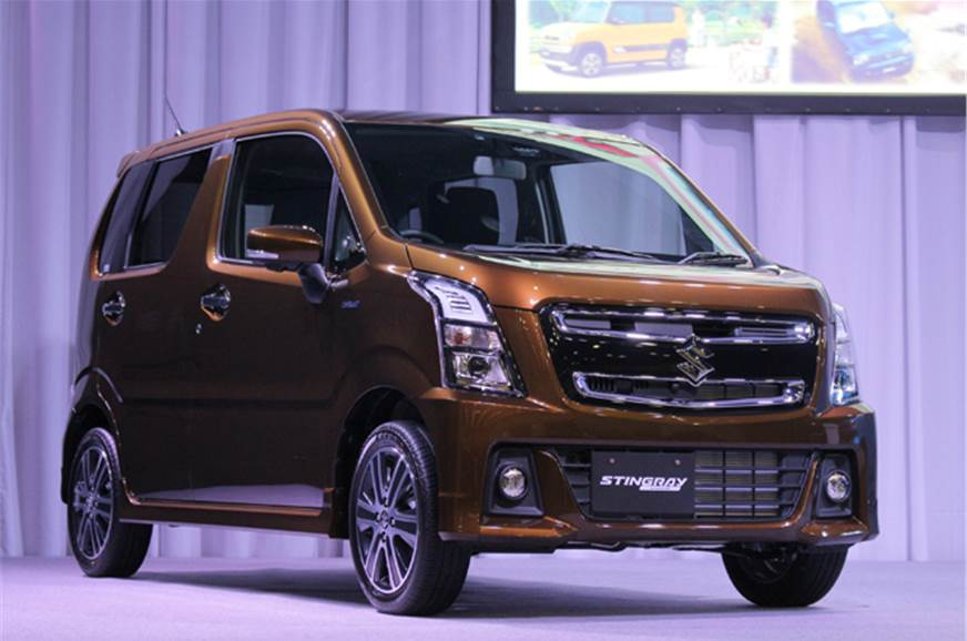2017 Suzuki Wagonr Stingray Expected Launch Specifications