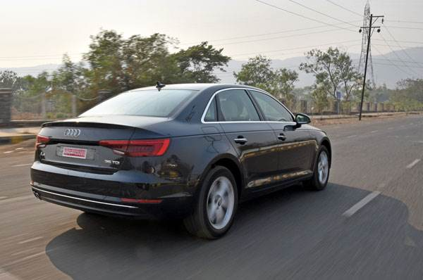 2017 Audi A4 diesel review, launch date, specifications, images | Autocar India - Autocar India