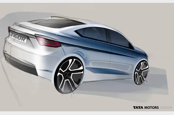 Tata Tigor Launch Date Price Specifications Mileage And Interior