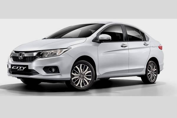 Honda City Facelift Price Specifications Equipment Variants