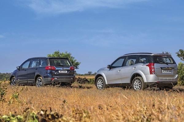 Tata Hexa Vs Mahindra Xuv500 Comparison Autocar India