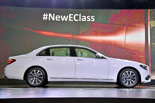 New Mercedes Benz E Class 2017 Price In India Features Engine