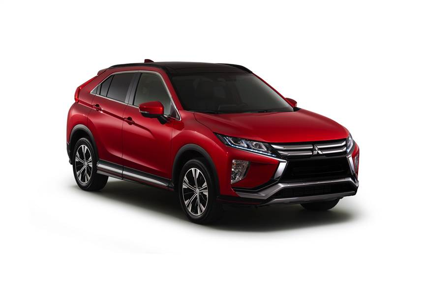 New Mitsubishi Eclipse Cross Suv India Launch Date Expected Price