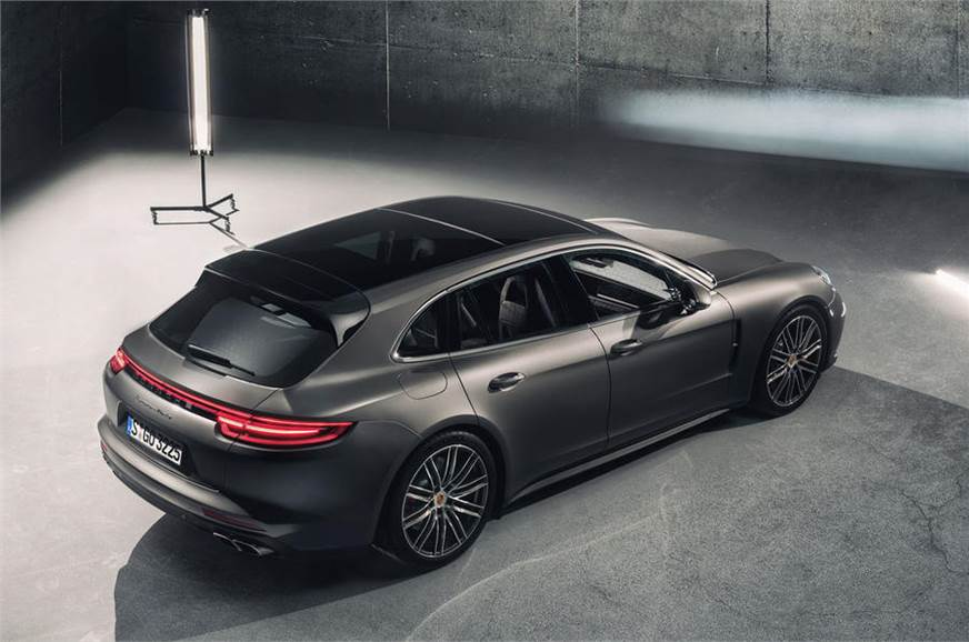 2017 Porsche Panamera Sport Turismo Revealed Ahead Of Geneva Debut