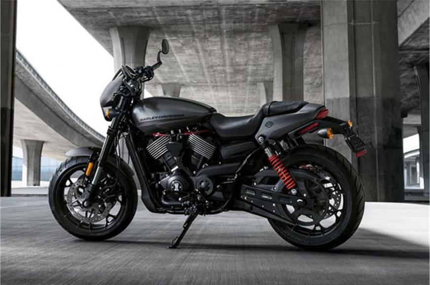 Harley-Davidson Street Rod 750: A closer look - Autocar India