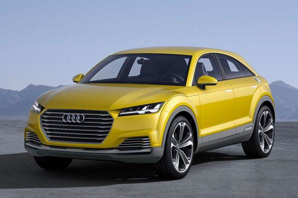 Audi Q SUV Confirmed Autocar India - Audi q4