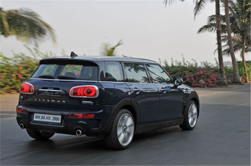 Mini Clubman Review >> Mini Clubman Review Specifications Interiors Images