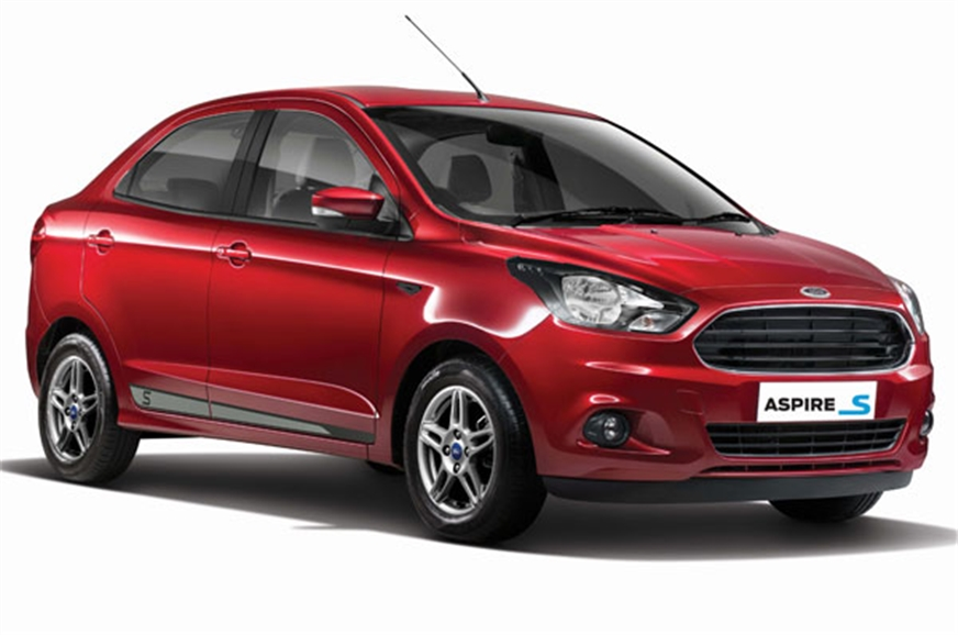 2017 Ford Figo S Aspire Prices Specifications Details