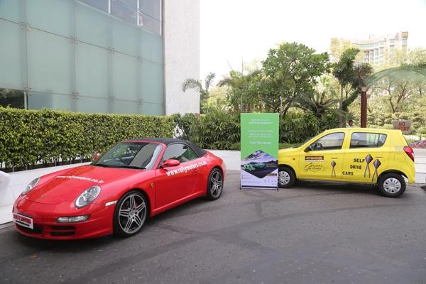Bid For A Supercar Drive With Mychoize Supercars Autocar India