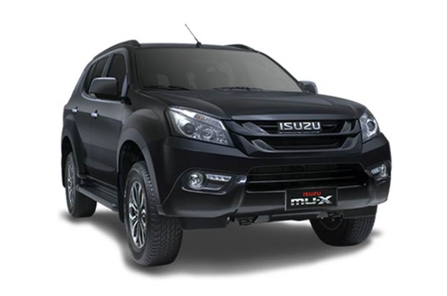 Isuzu Mu X India Launch Date Price Interior Exterior Photos And