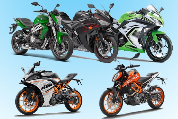 5 Best Bikes Under 4 Lakhs In India 2017 Autocar India