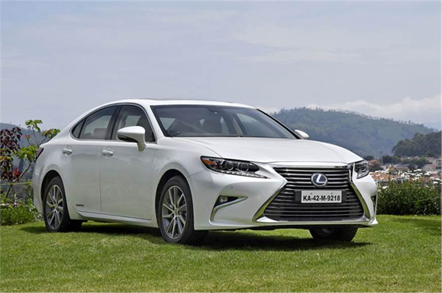 2017 Lexus Es300h Review Test Drive