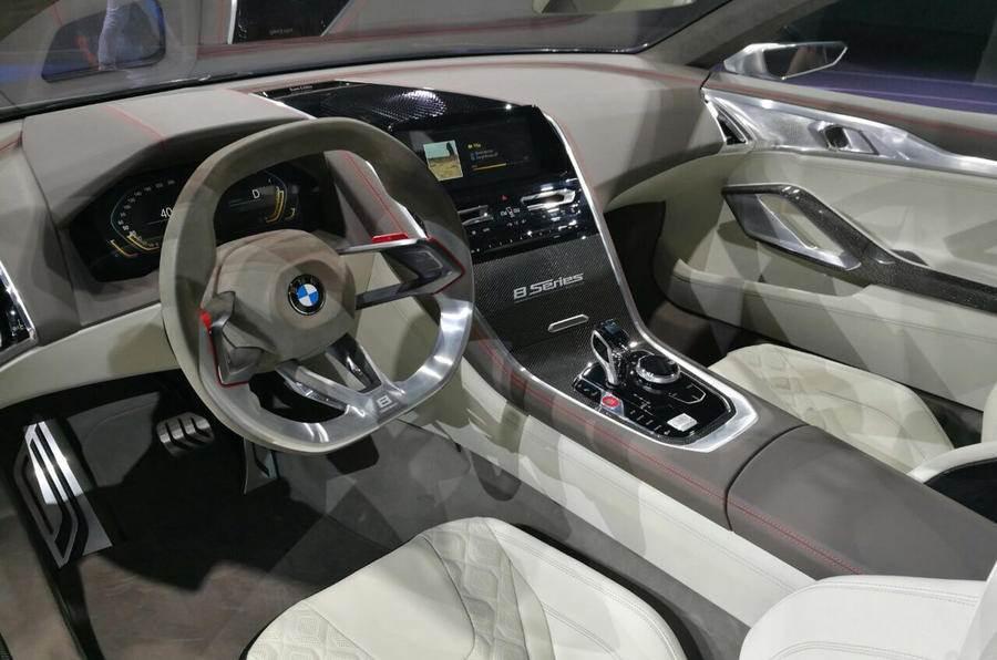 Bmw 8 Series Concept Revealed Autocar India