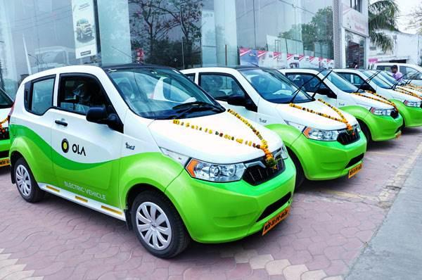 Mahindra Ola Launch Electric Vehicle Project In Nagpur Autocar India