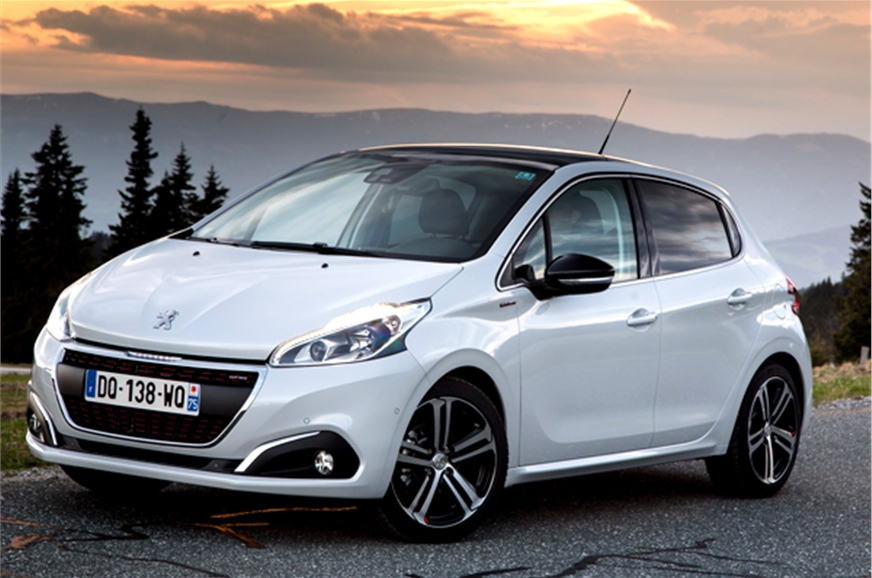 peugeot 208 hatchback, 2008 and 3008 crossovers begin road testing