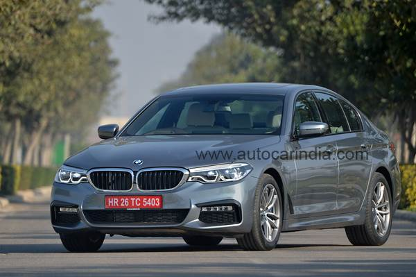 India Bound New Bmw 5 Series Expected Price Launch Date Variant